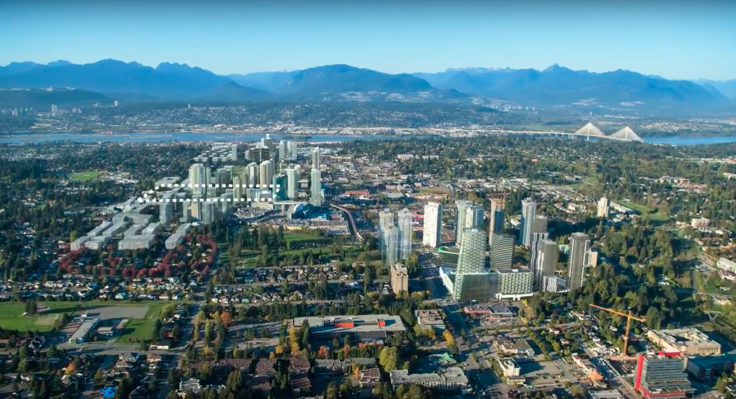 West Village featured in City of Surrey promotional video ...