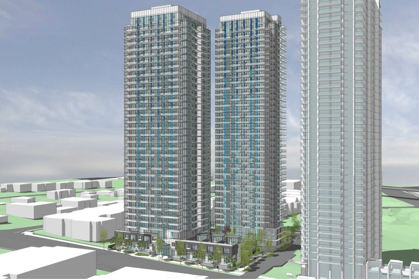 Concord proceeds to Council with next phase of 'Park' towers.