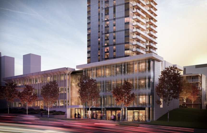 'North Surrey Medical' Heritage Revitalization heads toCouncil